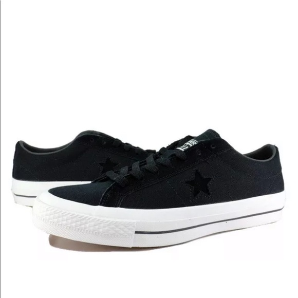 Men's Converse One Star Canvas Low Top Oxford NWT